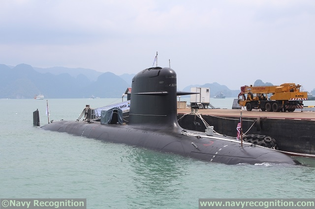 DCNS has successfully completed the operational and indermediate level crew training sessions of Platform Management System and Steering Console for the Indian Navy on 08th August 2014. The trainings were conducted during five weeks at HBL, Hyderabad, for the crew of 1st & 2nd Scorpene® India submarines and MDL employees, for a total of 45 people.These trainings were initially scheduled in France but after successful local production, it was decided by DCNS and MDL with the Indian Navy to move a step ahead and conduct these trainings in India.