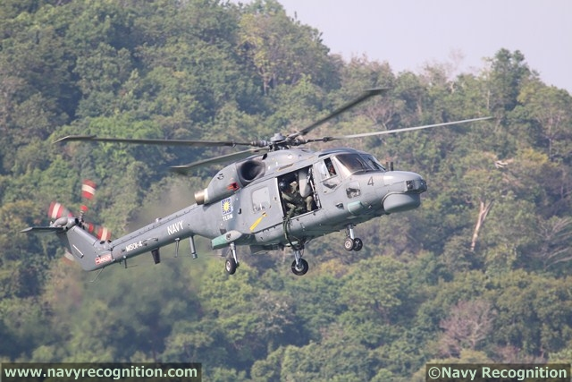 Selex ES, a Finmeccanica company, is pleased to announce the signature of a contract with AIROD SDN BHD for the supply and support of equipment for the Government of Malaysia, Royal Malaysian Navy Super Lynx MK100 helicopter.