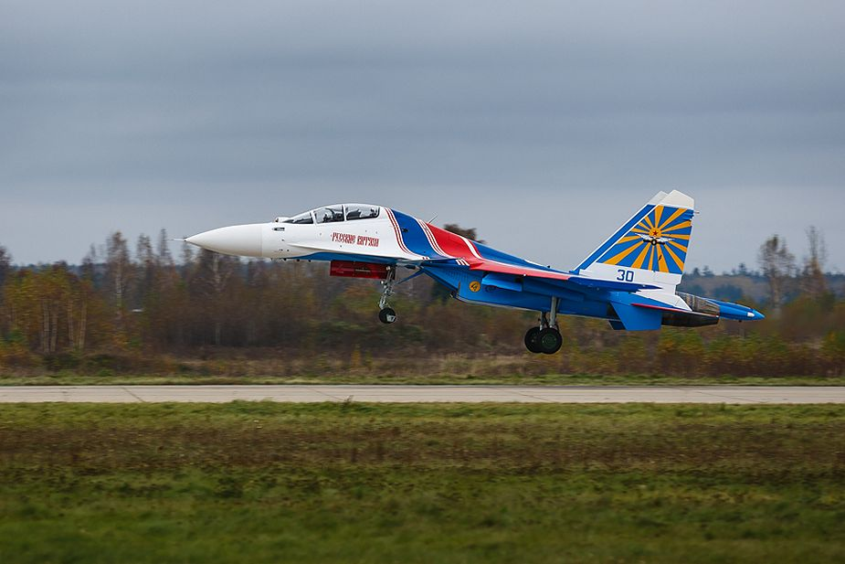 Russian Knights aerobatics team will take part at LIMA 2019 Aerospace Maritime defense exhibition 925 001