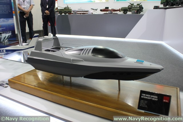 At the DSA 2016 tri-service defence exhibition currently held in Kuala Lumpur (Malaysia) Chinese companies Poly Technologies, Inc. and Heu Ship Tech (Harbin Engineering University Ship Equipment & Technology Co., Ltd.) unveiled a new unmanned surface vessel (USV) project.