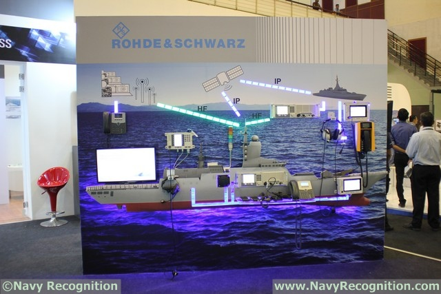 The Royal Malaysian Navy (RMN) has selected Rohde & Schwarz to provide state-of-the-art, IP-based communications systems for its Second Generation Patrol Vessel - Littoral Combat Ships (SGPV-LCS). BNS is in progress of building the vessels in its shipyard in Malaysia based on the GOWIND class design. The project is being implemented with local Malaysian integration capability and life time support will be handled by local Rohde & Schwarz experts.