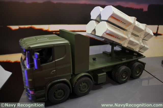 IMDEX Asia 2017: First Details on Saab's Next Gen Anti-Ship Missile Emerge