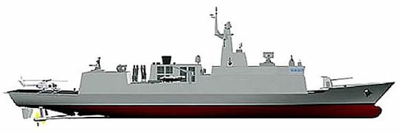 Incheon Class Frigate - Republic of Korea Navy