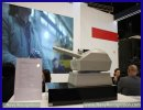 Polish company Pit-Radwar showcases its 35mm naval gun at Balt Military Expo 2016