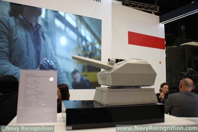 Thales showcases its Captas 2 at Balt Military Expo 2016
