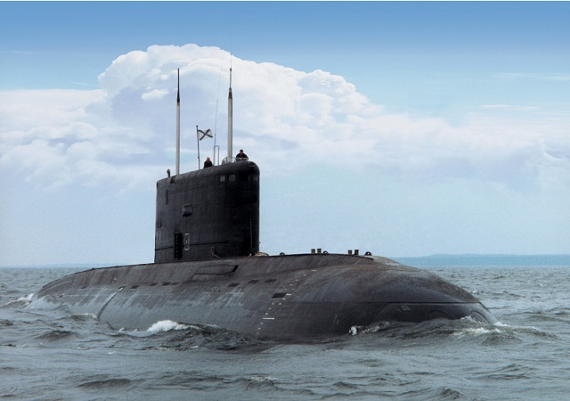 According to russian media ITAR-TASS, citing a source, Algeria is negotiating the order of two Project 636 Kilo class submarines in the first half of this year, for delivery by 2018. The submarines will be constructed at the Admiralty Shipyard in St Petersburg where similar submarines are currently being built for the Russian navy.