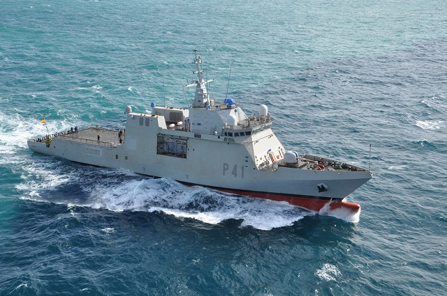 The Government of Spain has announced the acquisition of two new OPV's (BAM) for the Spanish Navy, following the series of 4 already in service, built by Navantia from 2006 to 2012.