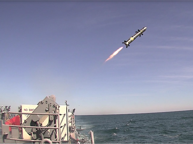 The U.S. Navy has achieved initial operational capability (IOC) on the MK-60 Patrol Coastal Griffin Missile System that includes the Raytheon Company Griffin missile. The milestone comes as the Navy continues to conduct littoral security operations in areas that require an immediate and precise response to confirmed threats.