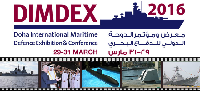 DIMDEX 2016 Doha International Maritime Defence Exhibition & Conference Picture Photo Gallery