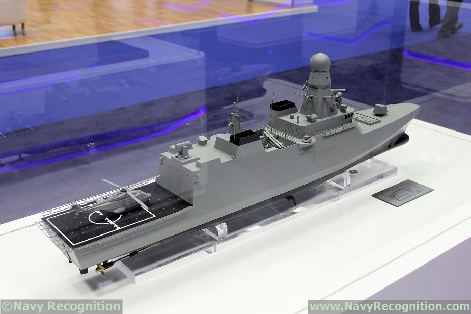 Exhibition Stand Qatar : Dimdex fincantieri unveils qatari navy air defense