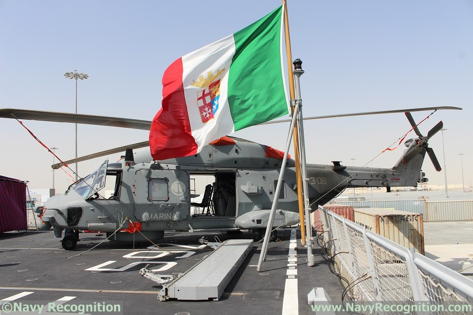 Qatar Inks Contract for 28 NH90 Helicopters