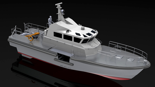 MSAR Ltd, an established specialist in aluminium boats for search & rescue and patrol operations, shall present a new lifecycle lease concept offered over a full range of services including; design, construction, leasing, training (to STCW 95 standards), maintenance and end-of-life recycling.