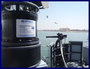 This year at the second annual NAVDEX maritime security exhibition, Sonardyne International Ltd. will be giving live demonstrations of its fully automated surface and underwater security system NiDAR, and world leading diver detection sonar, Sentinel IDS. Taking place at the ADNEC exhibition centre in Abu Dhabi, the event runs from 17th-21st February, where Sonardyne will be on the UK Trade and Industry stand B-009.