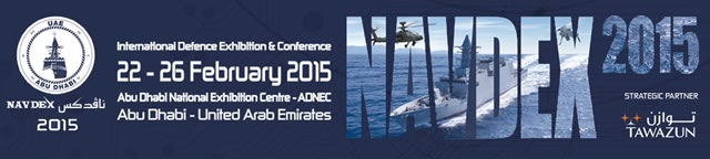 NAVDEX 2015 International Naval Defence & Maritime Security Exhibition