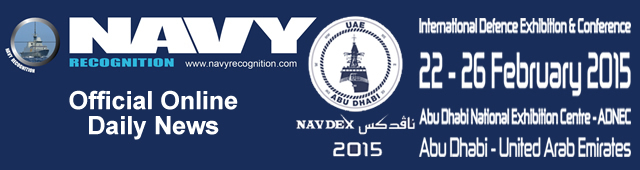 Navy Recognition is NAVDEX 2015 Official Show Daily and Web TV