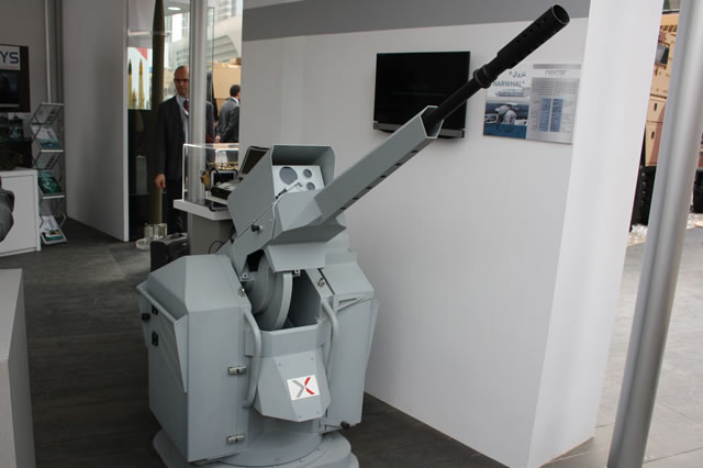 At IDEX 2015, Navy Recognition learned that Nexter Systems and DCNS teams are currently working together in order to interface the Narwhal 20B with the DCNS made FREMM Frigates. Following this work the Narwhal guns will be able to exchange data with the Combat Management System (CMS). More specifically, it will be connected to the fire control system and surveillance radar (Thales Herakles) of the frigates which will allow greater flexibility and shorter reaction time when dealing with threats.