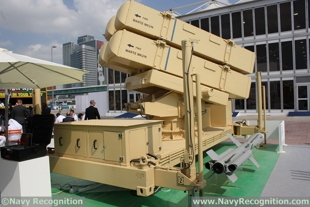 At IDEX 2015, the UAE company Siham Al Khaleej Technology (SAKT), together with the European MBDA and the Italian GEM Elettronica is presenting an innovative and cost-effective coastal battery system.