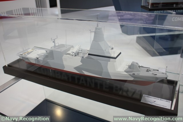 Exhibition Stand Proposal : Navdex proposals for uae navy future corvette