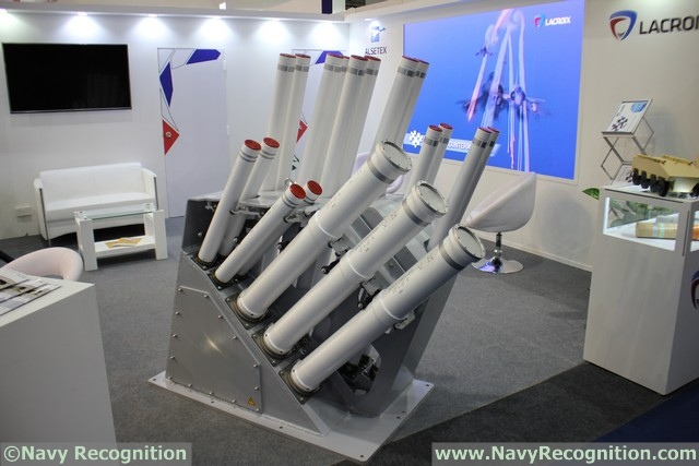 Raytheon RAM Block II UAE Navy IDEX NAVDEX 2017 news picture