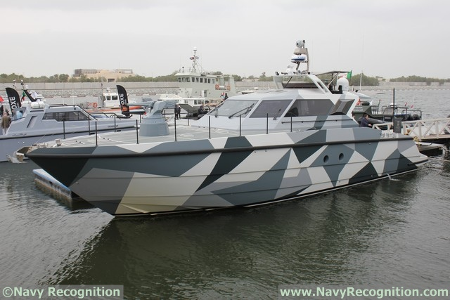 Ferretti Security and Defence Unveils the FSD195 Fast ...