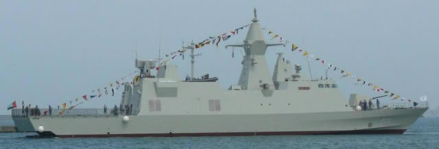 The UAE Navy's Baynunah Class corvettes were developed by French company CMN based on their Combattante BR70 design. The leadship was built in France by CMN shipyard while the 5 remaining ships of the class were built locally by Abu Dhabi Ship Building. While light in displacement (right below 1,000 tons) the Baynunah class are heavily armed for their class. Designed for coastal warfare, these corvettes may also conduct blue water operations.