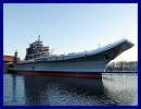 As informed by the Russian side the delivery of the aircraft carrier INS Vikramaditya (Gorshkov), after completion of repairs and sea trials, would be made in the last quarter of 2013. The aircraft carrier was subjected to extensive trials for the first time for 108 days from 8th June 2012 to 23rd September 2012, with a part of the Indian crew on board, undergoing training during the sea trials.