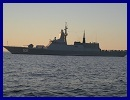 Russia's newest corvette, the Project 20380 Steregushchy class stealth corvette Boiky has successfully completed main systems tests in its initial sea trials, fleet spokesman Captain Second Rank Vladimir Matveyev said on Thursday.