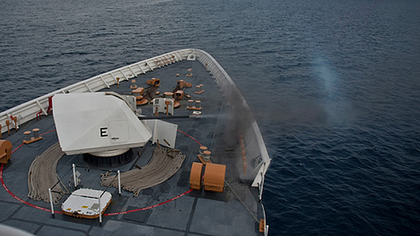 "BAE Systems has been awarded a contract to produce and deliver four 57 Mk3 Naval Guns to the Mexican Navy. ""This contract award further strengthens our strong position in the naval guns market,"" said Lena Gillström, managing director of Weapon Systems, Sweden, at BAE Systems. ""This competitive win shows that BAE Systems' world-leading 57mm naval gun and ammunition systems continue to be selected as the best solution for both new and existing customers around the world."""