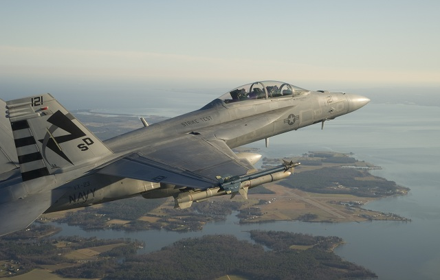 Boeing and the U.S. Navy on Sept. 6 successfully flight tested a new mission computer that will expand the performance of the F/A-18E/F Super Hornet and EA-18G Growler.