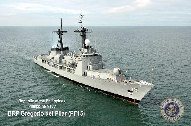 Newest Philippine Navy Ship Arrives In Palawan Beefs Up Defense In