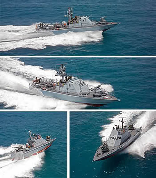 As part of the 2012 military budget, the Nigerian Navy plans to fund the purchase of several dozen warships, including two offshore patrol vessels and numerous patrol craft, as it modernises and expands its military.