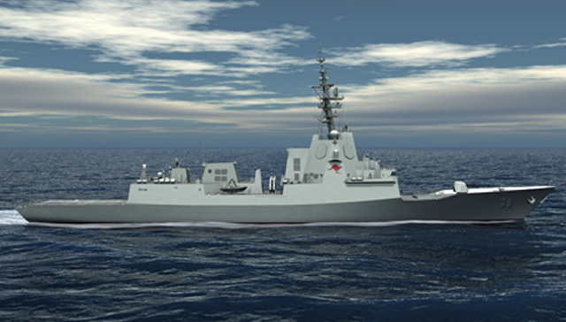 Lockheed Martin has completed computer program development and testing for the HOBART class Air Warfare Destroyer (AWD), the Royal Australian Navy's Aegis-equipped ships. The computer programs have been approved by the U.S. Navy.
