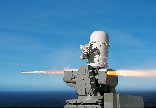 The U.S. Navy awarded Raytheon Company (NYSE: RTN) a contract totaling $57.8 million to overhaul and upgrade nine Phalanx Close-In Weapon Systems, and manufacture two SeaRAM anti-ship missile defense systems. The agreement also includes the purchase of 20 radar upgrade kits.