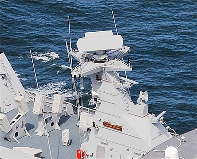 Recently, the third and last of the Royal Moroccan Navy's new Sigma class frigates was subjected to its Sea Acceptance Trials (SAT). All Thales systems on board of the ship as well as the functional chains for Anti Air Warfare, Anti Surface Warfare and Electronic Warfare performed flawlessly. Tacticos, Thales's Combat Management System is the first CMS in the world to have been successfully teamed with the MBDA VL MICA. The ship was commissioned in September 2012.