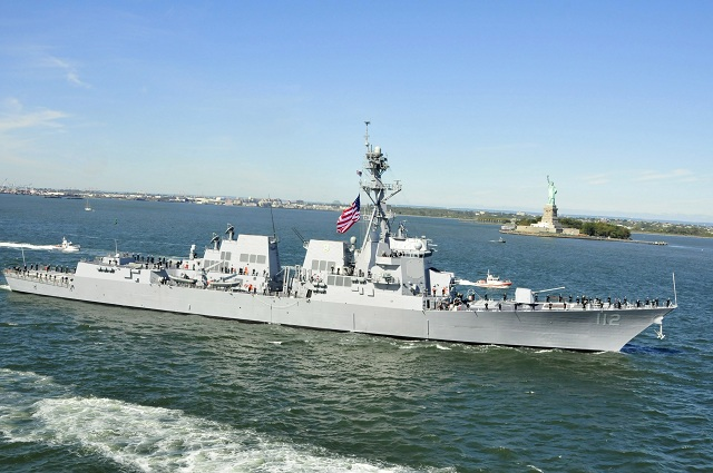 The Navy awarded two contracts for the DDG 51 fiscal years (FY) 2013-2017 multiyear procurement (MYP) for DDG 51 Arleigh Burke-class destroyers June 3. General Dynamics Bath Iron Works (BIW) is being awarded a $2,843,385,450 fixed-price incentive firm target (FPIF) contract for the design and construction of four DDG 51 class ships, one in FY 2013 and one each in FY 2015-2017. This award also includes a contract option for a fifth ship.