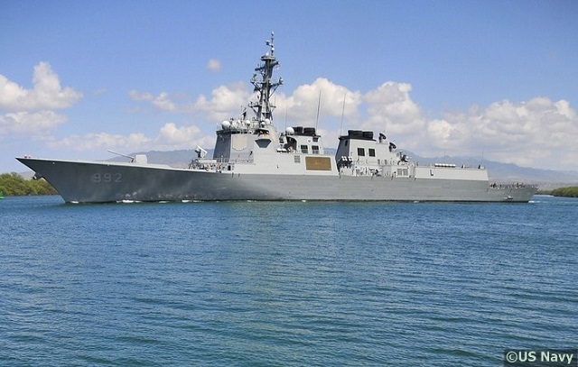 The Navies of the United States, Japan and South Korea deployed a total of seven AEGIS equipped Guided Missile Destroyers (DDG) in the Sea of Japan and Korean Peninsula to monitor, and possibly destroy, any ballistic missiles launched by North Korea.