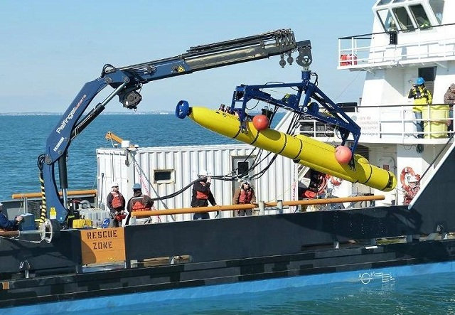 Bluefin Robotics, a leading provider of Unmanned Underwater Vehicles (UUVs), announced that the company has successfully completed deep-water testing of a specialized UUV for the Defense Advanced Research Projects Agency (DARPA). The system was developed under a Phase II subcontract from Applied Physical Sciences Corp. (APS) for the Deep Sea Operations (DSOP) Program.