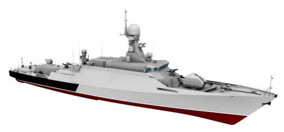 A new attack missile boat has started sea trials with Russia's Caspian Flotilla, the Southern Military District said Monday. The Grad Sviyazhsk missile corvette is due to join the flotilla after completing all trials and state tests before the end of the year, the district's press service said.