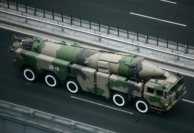 According to a report from Russian Military Analysis , the only way to defeat the DF-21D ballistic missile may be through electronic countermeasures. The Dong-Feng 21D, is People's Liberation Army Navy's supersonic anti-ship ballistic missile with a a top speed of Mach 10 and a range of 1,450 kilometers.