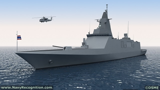 ATLAS ELEKTRONIK GmbH has been commissioned by the Korean yard Daewoo Shipbuilding & Marine Engineering (DSME) with the supply and integration of a bow sonar (ASO) as well as a low-frequency active towed array sonar (ACTAS) for a new frigate of the Royal Thai Navy. Delivery of the systems is planned to take place early in 2016.