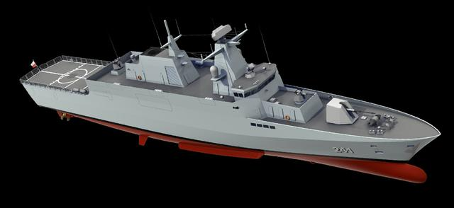 Polish Procurement Agency concluded on the 12th of December two contracts worth about 100 million euros with the companies under the brand Thales to supply equipment for building OPV-class ship Slazak (Silesian). The agreements cover the supply by Thales of an Integrated Combat System and an Integrated Communications System.