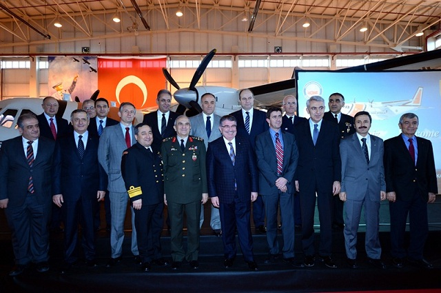 Thales has achieved delivery of the first of three maritime surveillance aircraft under the Meltem II programme for Turkey. This aircraft will be operated by the Turkish Coast Guard from Izmir Air Base. Pierre Eric Pommellet, Senior Vice-President of Thales Group, officially handed over the aircraft at a ceremony held at the Turkish Aerospace Industry (TAI) facility in Ankara.