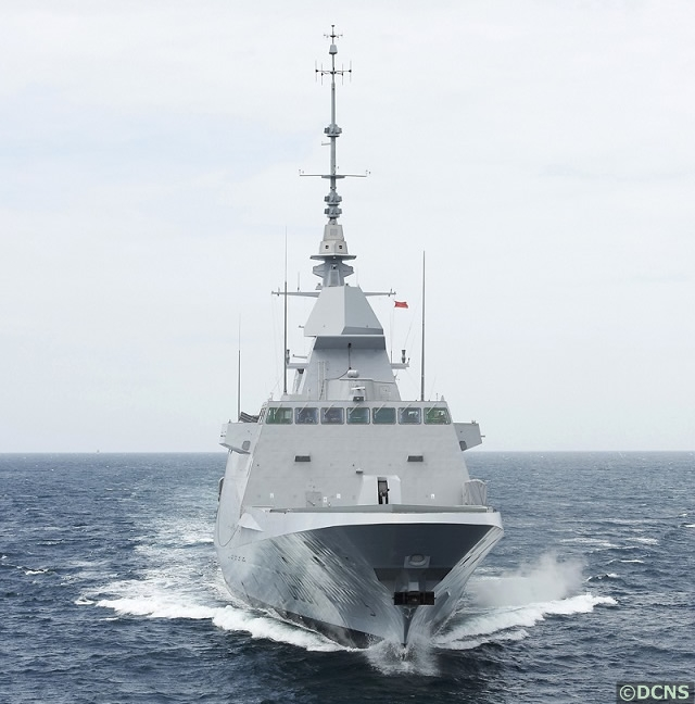 The FREMM multimission frigate on order for the Royal Moroccan Navy is pursuing sea trials off the French coast in preparation for delivery later this year. In June, French naval shipbuilder DCNS successfully completed a third series of trials to test the performance of the ship's combat system.
