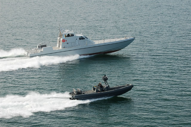 The Defense Security Cooperation Agency notified Congress July 9 of a possible Foreign Military Sale to Saudi Arabia of 30 Mark V patrol boats and associated equipment, parts,training and logistical support for an estimated cost of $1.2 billion.