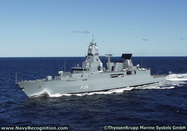 ATLAS ELEKTRONIK and Thales Deutschland have jointly been commissioned to modernize the combat system of the German Class F124 frigates. The CEOs of both enterprises recently signed the contract at the Federal Office of Bundeswehr Equipment, Information Technology and In-Service Support (BAAINBw) in Koblenz.