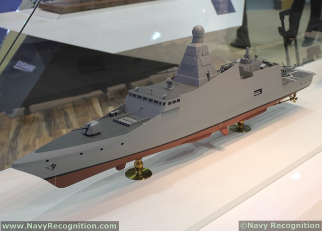 Defence and security company Saab has signed a contract with Daewoo Shipbuilding and Marine Engineering Korea, for development and integration of combat management and radar systems on a new frigate for the Royal Thai Navy. The order amounts to MSEK 850.