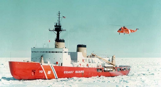 Northrop Grumman Corporation (NYSE:NOC) has been awarded a service contract for navigation systems and software to support the polar ice breakers for the U. S. Coast Guard. The $5 million, five-year contract covers support for two Coast Guardvessels, the Polar Star and the Healy. These polar ice breakers are used to clear pathways for supply ships and support research missions. Northrop Grumman has provided comparable support for the Coast Guard's polar ice breakers since 1999.