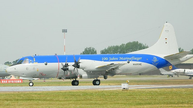 The State Department has made a determination approving a possible Foreign Military Sale to Germany for P-3C aircraft upgrades and associated equipment, parts, training and logistical support for an estimated cost of $250 million. The Defense Security Cooperation Agency delivered the required certification notifying Congress of this possible sale on April 11, 2014.