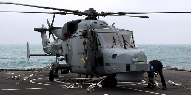 The newest helicopter in the Royal Navy's arsenal came through its toughest test yet as it spent a fortnight taking part in Europe's biggest naval war games. Wildcat – which will provide the aerial eyes and punch of the Royal Navy's frigates and destroyers for the next quarter of a century – joined HMS Dragon on Exercise Joint Warrior.