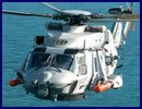 On February 6 2014, the French Navy unit in charge of testing new airborne means (CEPA - 10S) conducted the first firing tests of MU90 torpedo training rounds. The first firing took place while stationary and the second torpedo launch took place while the NH90 was in motion.